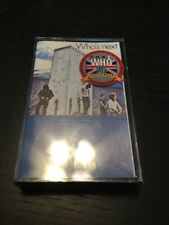 Who's Next by The Who (Cassette, Jul-1985, MCAC-1691 New Sealed Hype Sticker