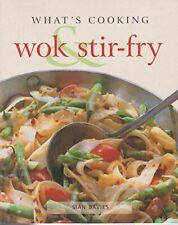 Davies, Siân, Wok and stir-fry (What's cooking), Like New, Paperback