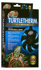 Zoo Med Turtletherm Automatic Preset Aquatic Turtle Heater, 300 Watt