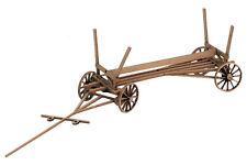 Noch 14243 H0 1:87 taglio laser mini carro del legname (senza Caricamento) NUOVO