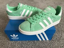 ADIDAS Campus Women's Trainers, Green - Size 4