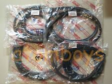 FOR TOYOTA CORONA RT40 RT41 RT43 RT50 SEDAN 4 DOOR RUBBER WEATHER STRIP SEAL