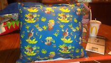 Go Diego Go Large stuffed Pillow 20 x 19 in Washable (more sizes c other items)