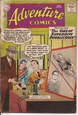 DC Adventure Comics #263 The Great Superboy Doublecross Clark Kent Smallville