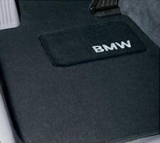 BMW OEM Black Carpeted Floor Mats Heel Pad E36 3 Series Sedan, Coupe 82111468282