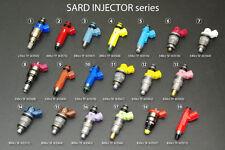 GENUINE SARD INJECTOR 850cc x 6 FOR Chaser/Cresta/MarkII JZX81 (1JZ-GTE) 63507 x