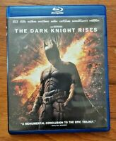 THE DARK KNIGHT RISES – BLU-RAY + SPECIAL FEATURES