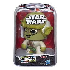 Star Wars Mighty Muggs Yoda Action Figure by Hasbro