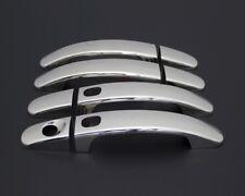 Ford Kuga MK1 1 I 2008-2012 Chrome Door Handle Cover Sensor System 4Door S.Steel
