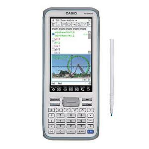 """Graphing Calculator w 4.8"""" LCD"""
