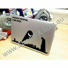 Laptop Batman Gotham City Dark Sticker Decal Apple Macbook Dell Laptop MSI Asus.