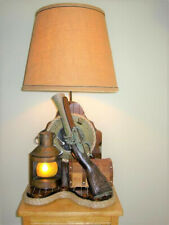 Vintage Coachman Nautical Theme Lamp