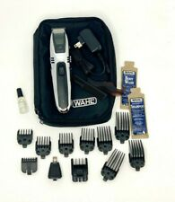 Wahl Model 9870-100 Vacuum Trimmer Kit with Powerful Suction for Beards *READ SB