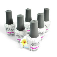 6 Bottles Nail Harmony Gelish Foundation Base Coat UV Gel Polish 0.5floz