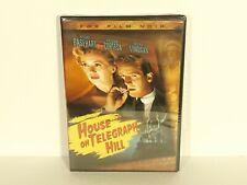 The House on Telegraph Hill (DVD, 2006) NEW Fox Film Noir Richard Basehart