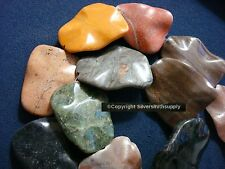 """Multiple gemstone mixed beads for pendants charms jewelry earring 30mm 15"""" bs106"""
