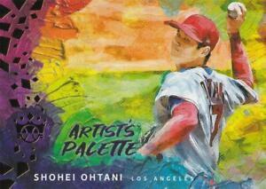 2021 Panini Diamond Kings Baseball ARTIST'S PALETTE Inserts ~ Pick your card