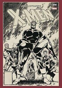 JOHN BYRNE'S X-MEN ARTIFACT EDITION HC : DEDICACE PAR CHRIS CLAREMONT