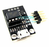 Digispark Kickstarter USB Attiny85 Pluggable Development Board arduino Best New