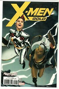 X-MEN Gold #005 - Mary Jane Variant Edition - Marc Guggenheim, Anthony Piper