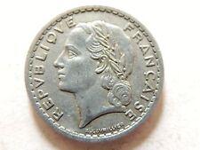 1949 France Five (5) Francs Coin