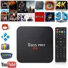 MXQ PRO S905 Smart TV BOX Quad Core Android 6.0 XBMC HD 1080p WIFI 4K