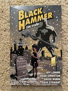 Black Hammer Vol 2 TPB. Jeff Lemire and Dean Ormston. Dark Horse