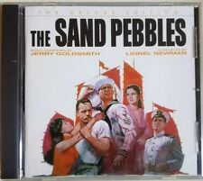THE SAND PEBBLES complete soundtrack GOLDSMITH Limited ed 3000 Deluxe Edition