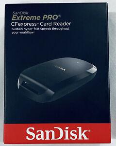 BRAND NEW SanDisk Extreme PRO CFexpress Card Reader - SKU 3724V524