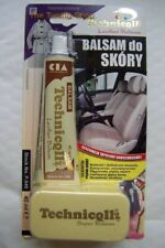 1 x 40ml BALSAM FOR RENOVATION OF LEATHER CAR UPHOLSTERY SHOES SOFAS ARMCHAIRS