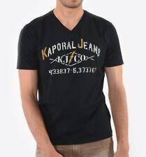 Tee shirt coton Printé Makao - Kaporal les noirs XL