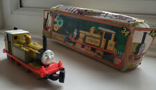 Ban Dai 1995 Thomas and Friends Boxed Japanese Stepney Bluebell Engine Toy