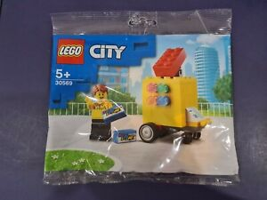 Lego City 30569 LEGO Stand Polybag New/Sealed/Hard to Find