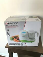 Ambiano Baby Food Processor - 5 Function w/Digital Control Brand New!