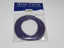 Stampin Up Hemp Twine Purple 12 Yards 20# New
