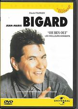 DVD ZONE 2--SPECTACLE--JEAN MARIE BIGARD--OH BEN OUI - LES MEILLEURS MOMENTS