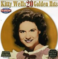 Kitty Wells - 20 Golden Hits [New CD]