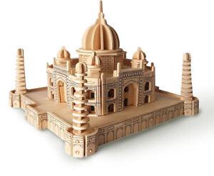 Taj Mahal   QUAY Woodcraft Construction Kit FSC