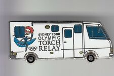 RARE PINS PIN'S .. OLYMPIQUE OLYMPIC JEUX CAR CAMPING TORCHE SYDNEY 2000 ~17