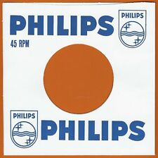 PHILIPS REPRODUCTION RECORD COMPANY SLEEVES - (pack of 10)