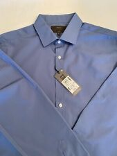 Marks and Spencer mens Long Sleeve shirt 16.5 Collar