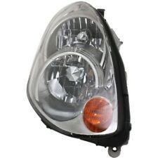 New IN2519106 Passenger Side Headlight for Infiniti G35 2005-2006