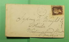 Dr Who 1876 Gb Ireland Drumsna To Dublin f49274
