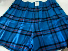 """American Eagle Men'S Flannel Plaid Boxers Large Will Fit Waist Size 35""""-38"""" Dad"""
