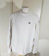 NIKE ACG Men's Crewneck Pullover Fleece Sweater White Size XL,XXL?