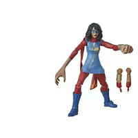 "FREE SHIPPING NO BAF Avengers Video Game Marvel Legends 6"" Kamala Khan By Hasbro"