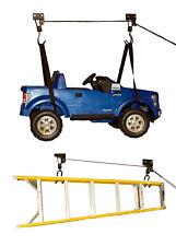 ABN Ceiling Mount Bike and Kayak Hoist for Garage Storage