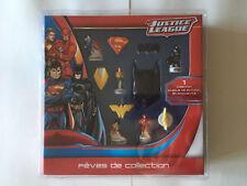 COFFRET COLLECTOR 11 FEVES JUSTICE LEAGUE 2018 BATMAN SUPERMAN WONDER WOMAN