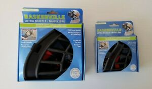 Baskerville Ultra Dog Muzzle Maximum Safety, Comfort and Protection