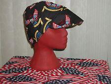 Support The Troops:Red's American Made: Welding Hat, Biker, 4 Working Men $7.25
